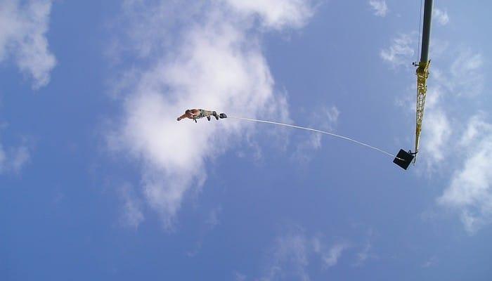bungee jumping auckland harbor bridge