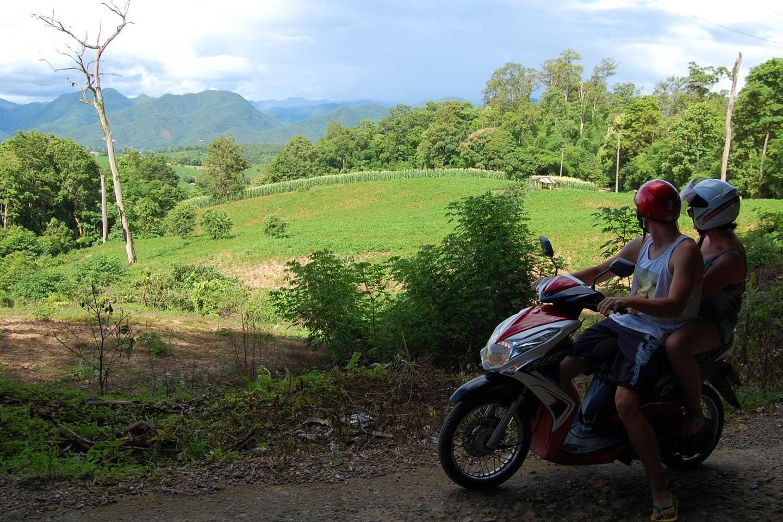 pai motorbike