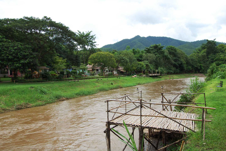 pai thailand river
