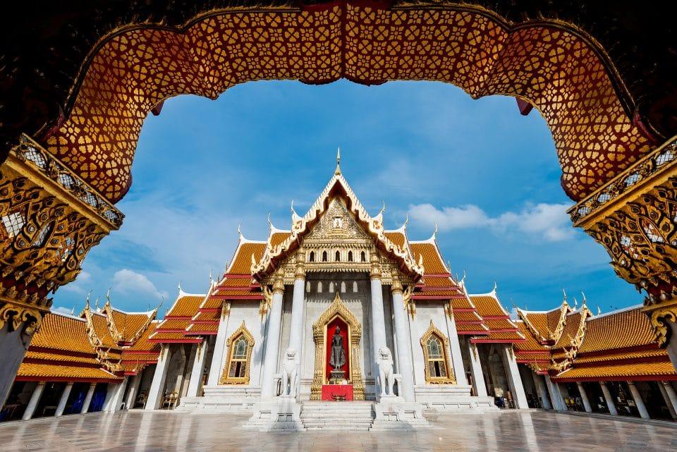 temple in Bankok