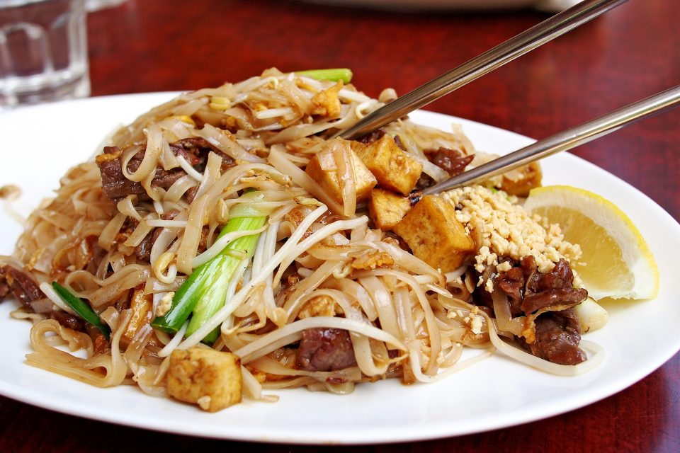 noodles southeast asia food