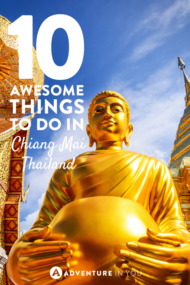 Looking for things to do in Chiang Mai Thailand? Here's our list of must dos while in the area!