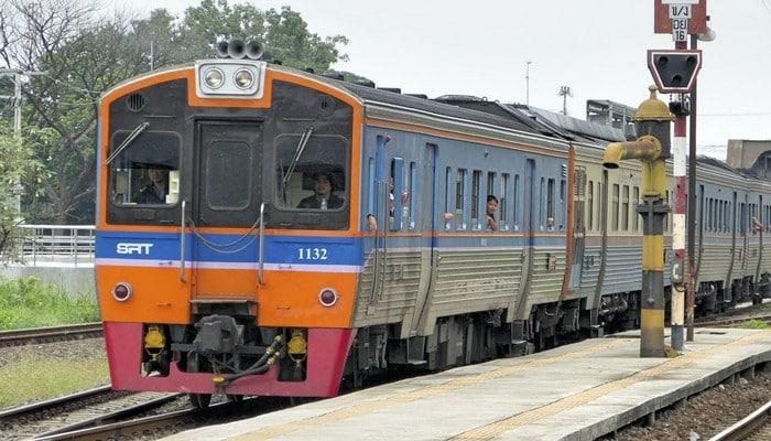 thailand train