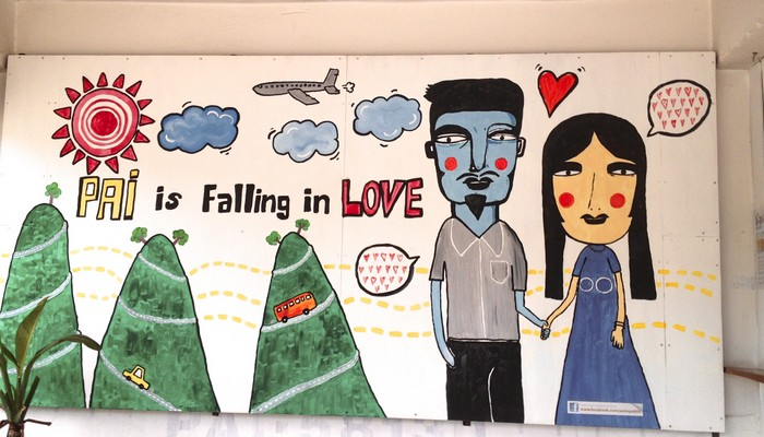 pai is falling in love