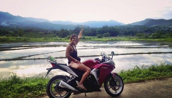 thailand pai bike