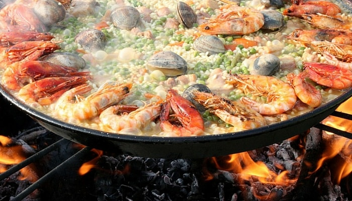 Paella, Spain