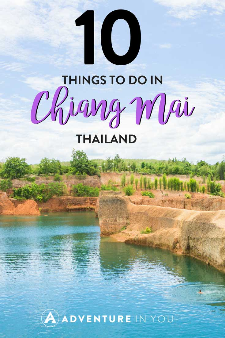 Chiang Mai | Looking for the best things to do in Chiang Mai? Take a look at our list featuring some of the best things to do in this beautiful city. #chiangmai