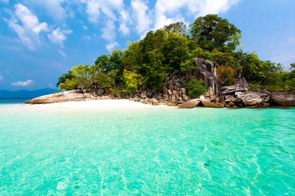 A Thai island