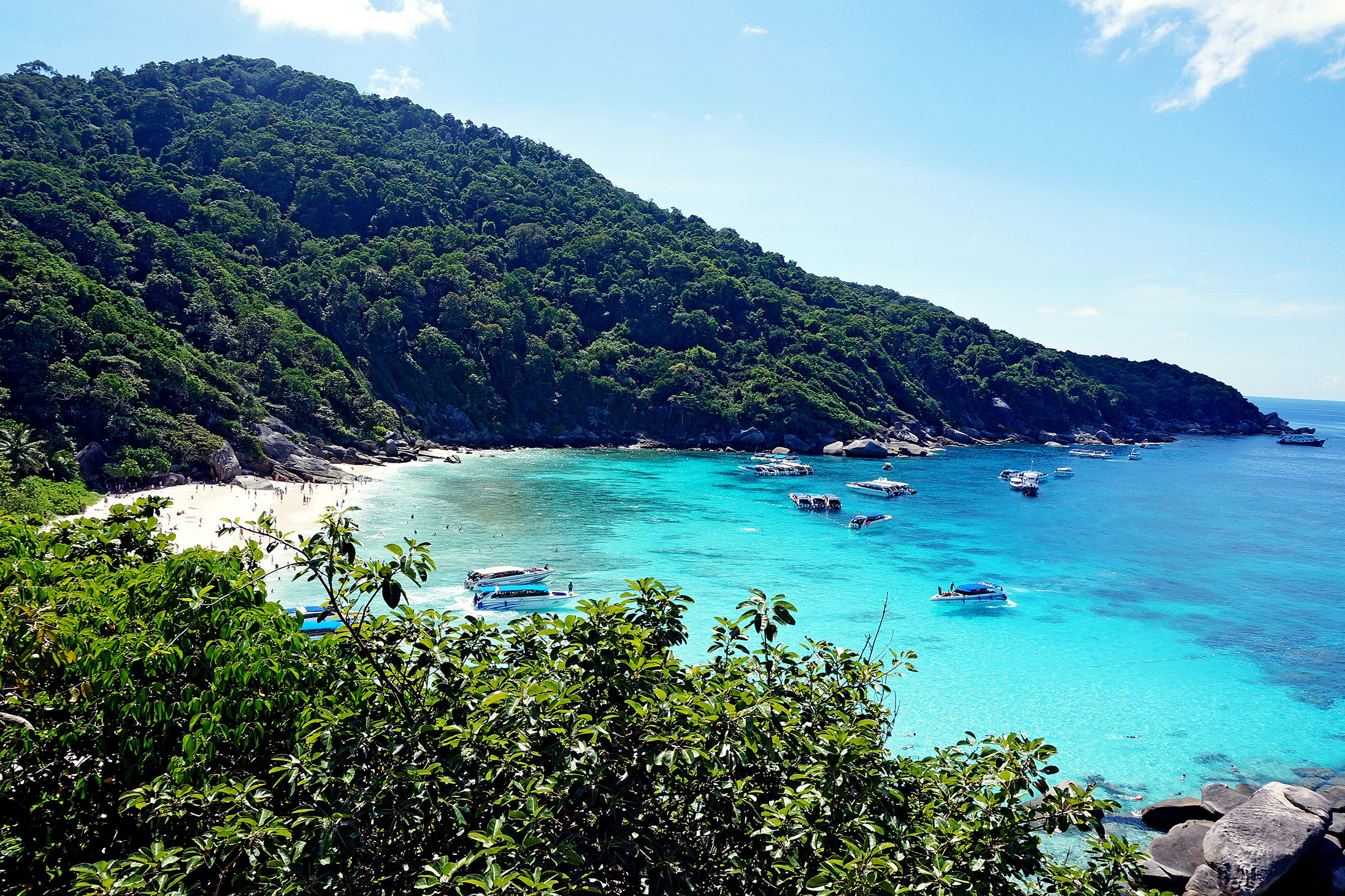 a guide to choosing the right thai islands to visit