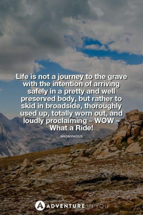 qoutes on adventure