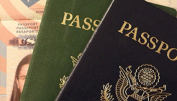 passport and visa for australia
