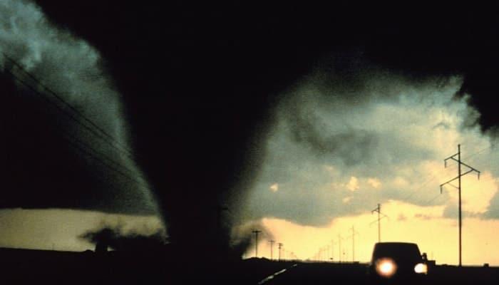 Tornados in USA