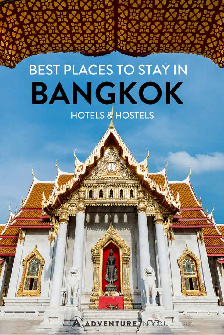 Bangkok Thailand | Looking for the best place to stay while in Bangkok, Thailand? Here are our recommendations