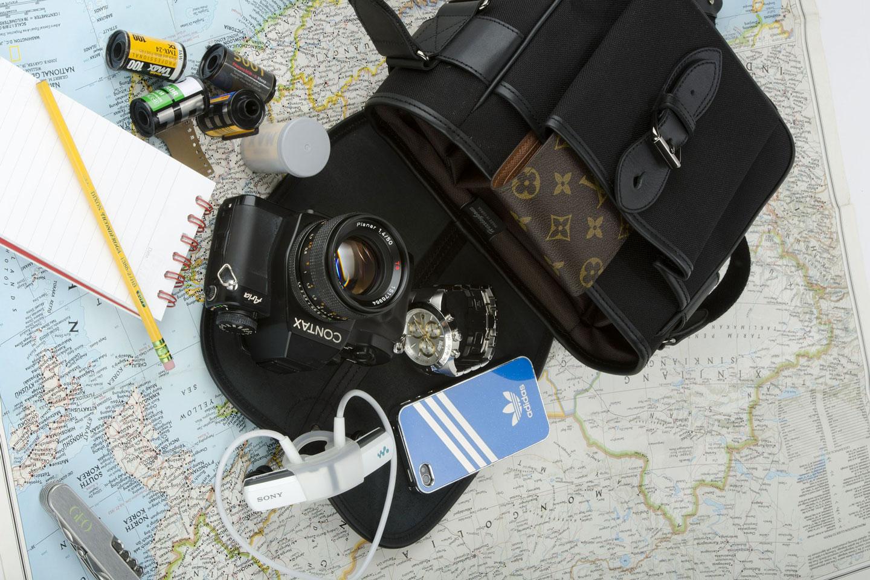 carryon items camera
