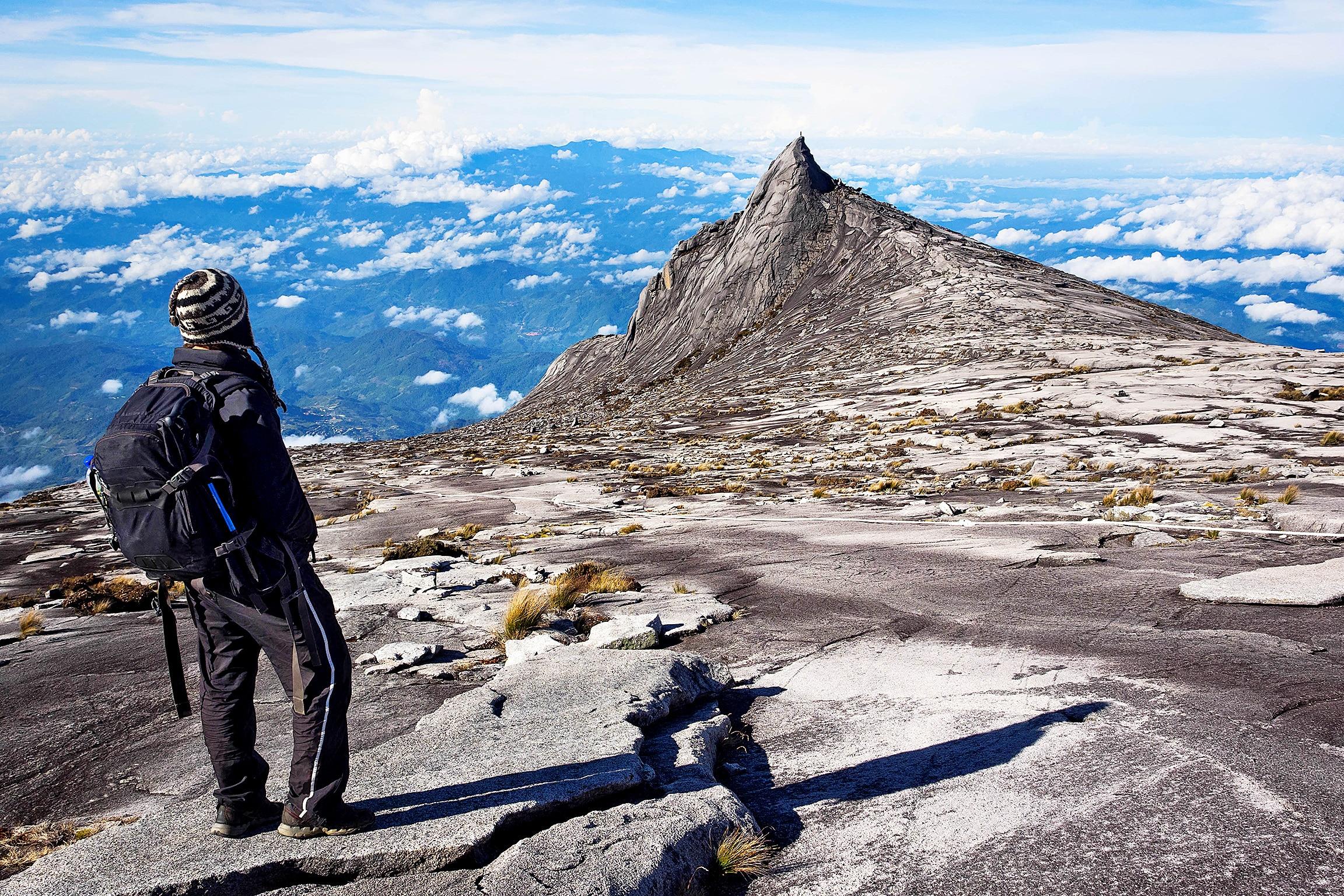 Image result for Mount Kinabalu