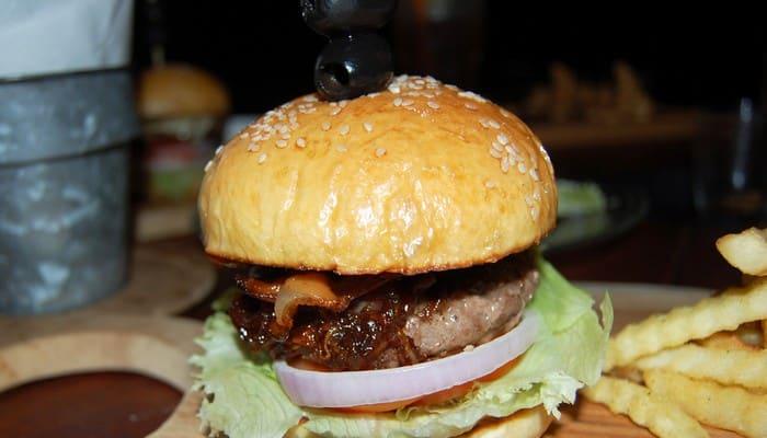 the barn burger pai
