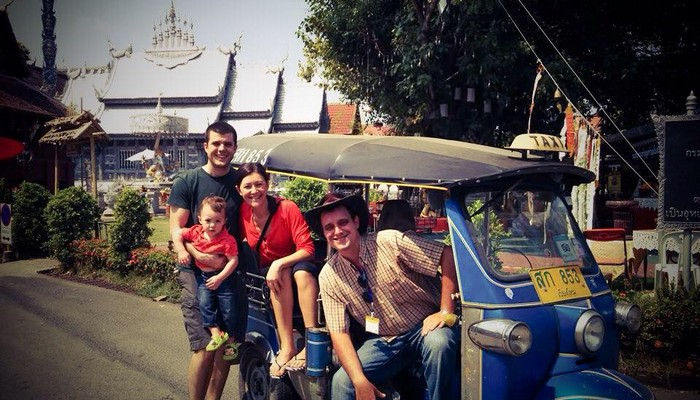 paul collins best tuktuk tour