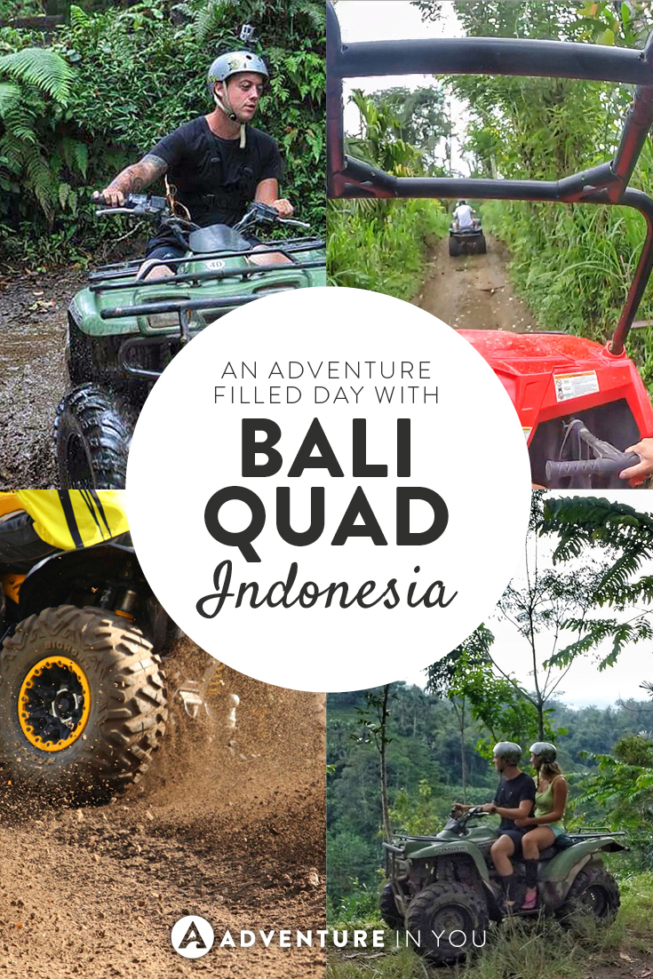 Want to go adventuring while in Bali? How does a full day of ATV and dune buggy riding sound? Check out the guys over at Bali Quad for an adventure filled day.