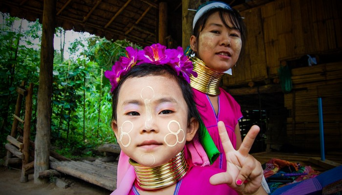 long neck tribe chiang mai