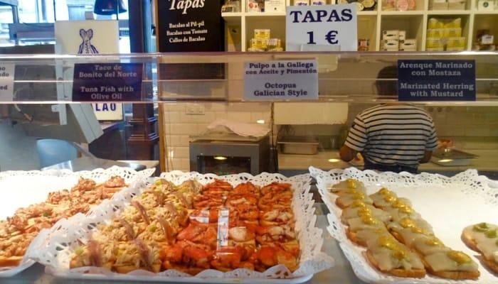 Market, Madrid