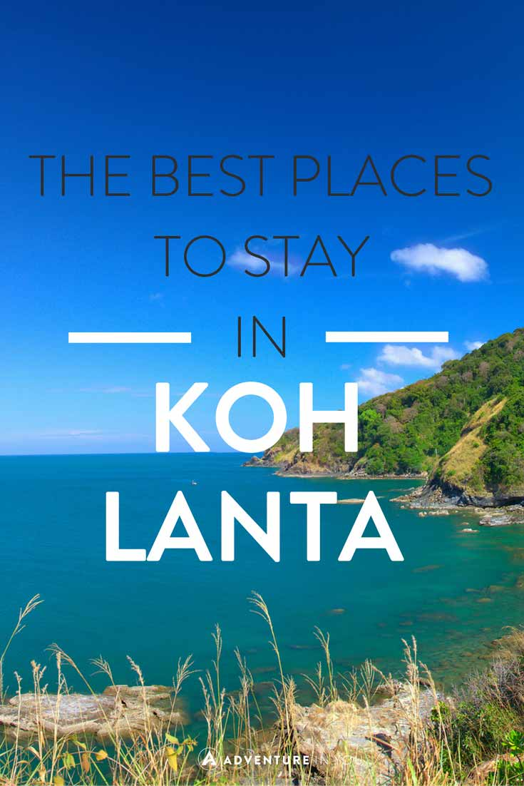 Koh Lanta Thailand | Looking for the best place to stay while in Koh Lanta, Thailand? Here are our recommendations