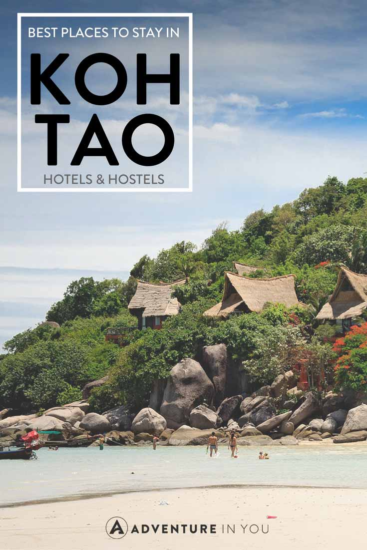 Koh Tao Thailand | Looking for the best place to stay while in Koh Tao, Thailand? Here are our recommendations