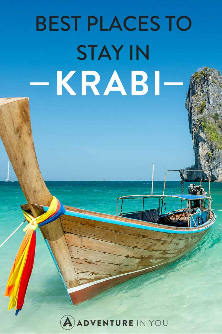 Krabi Thailand | Looking for the best place to stay while in Krabi, Thailand? Here are our recommendations
