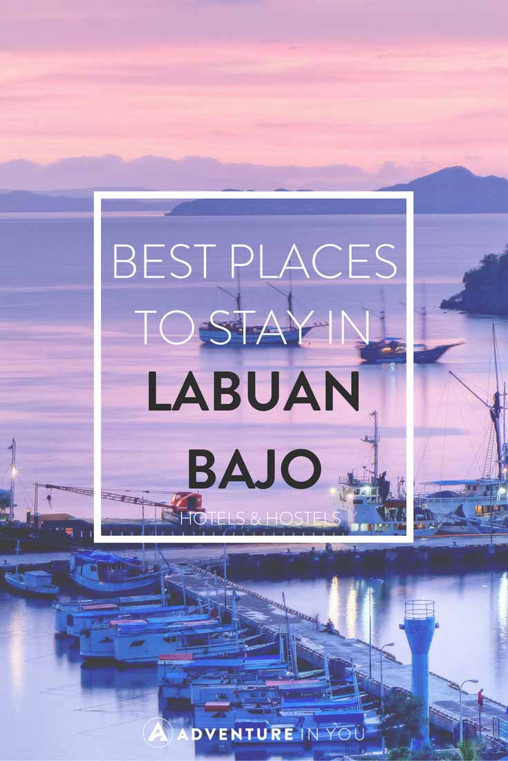Looking for the best place to stay while in Labuan Bajo, Indonesia? Here are our recommendations