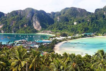 where to stay in phi phi