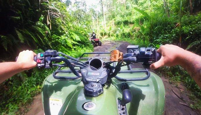 drive with bali quad