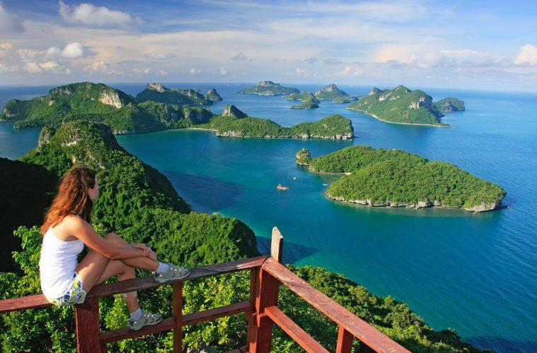 Koh Ang Thong Thailand