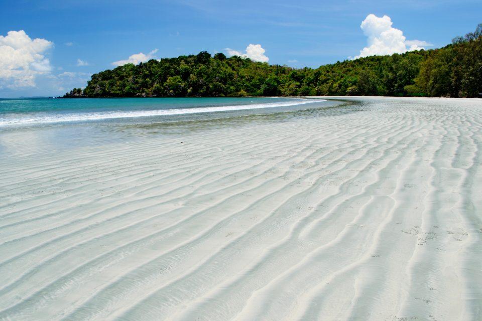 Ao Yai Beach in Thailand