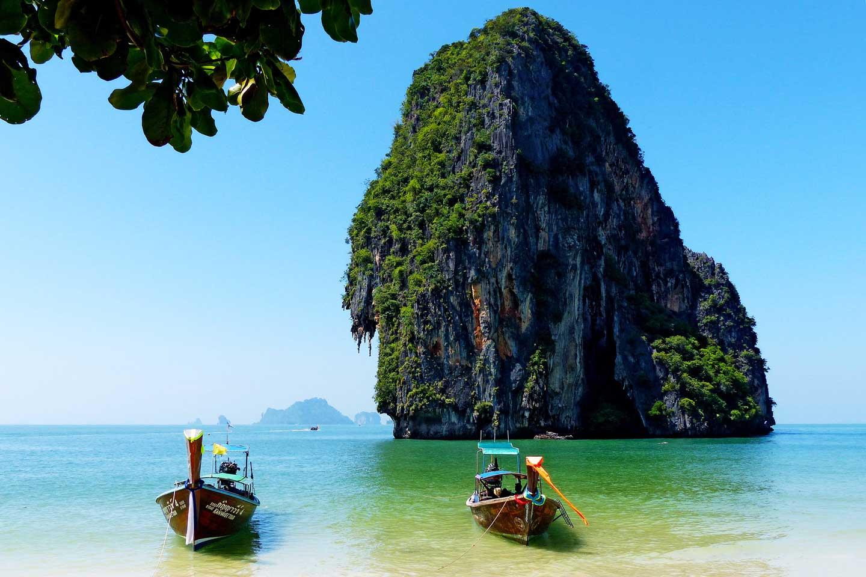 Nang beach thailand