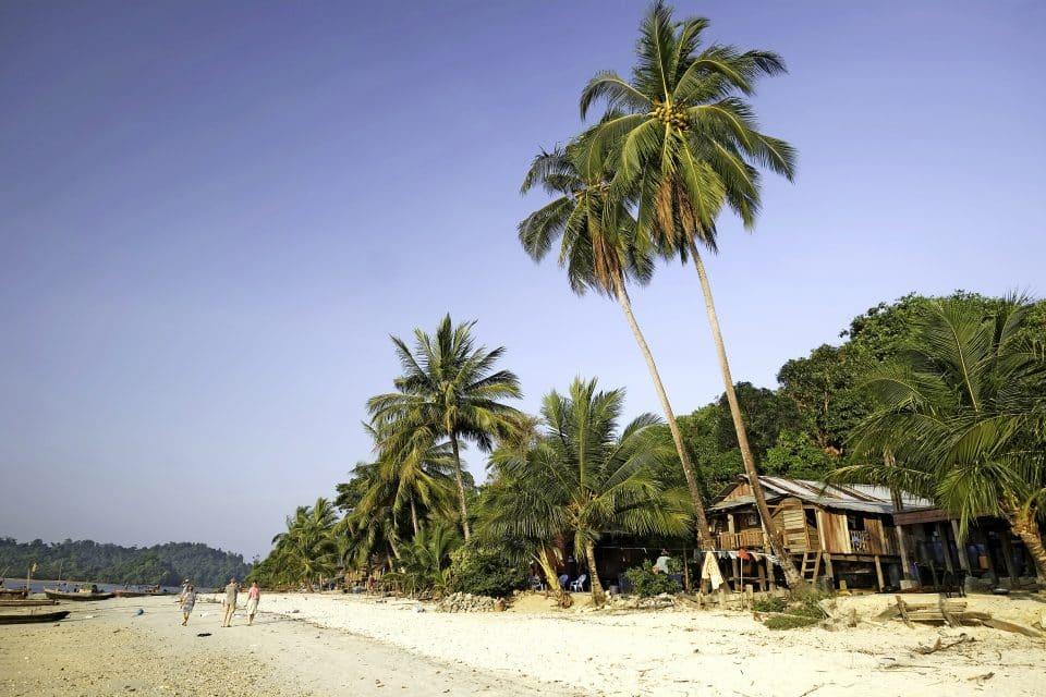 mergui island beach