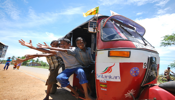 lanka challenge large minority