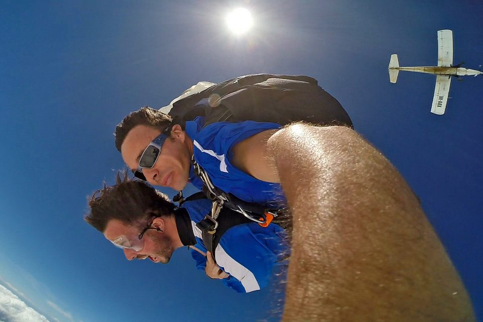 australia skydiving