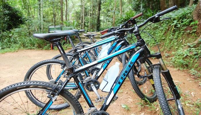Bike and Hike in the Mae Sa Valley