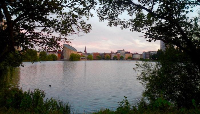 Lake, Copenhagen City Break