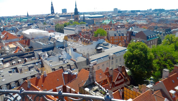 Round Tower, Copenhagen City Break