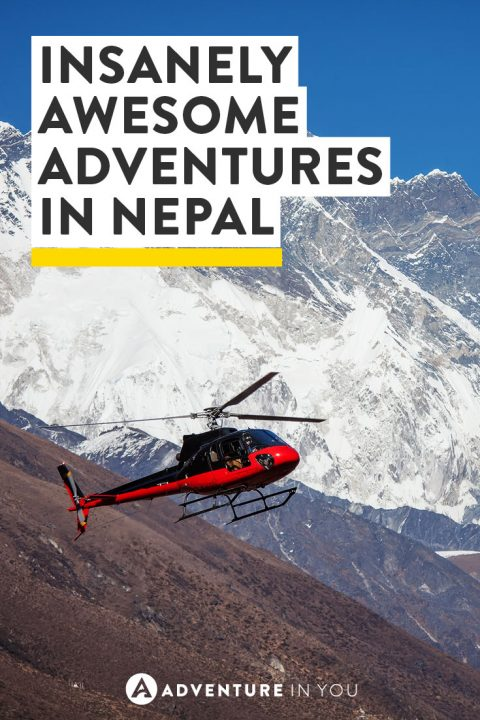 Nepal Adventures | Heading to Nepal? Here are a few must do adventures that you can't miss out on!