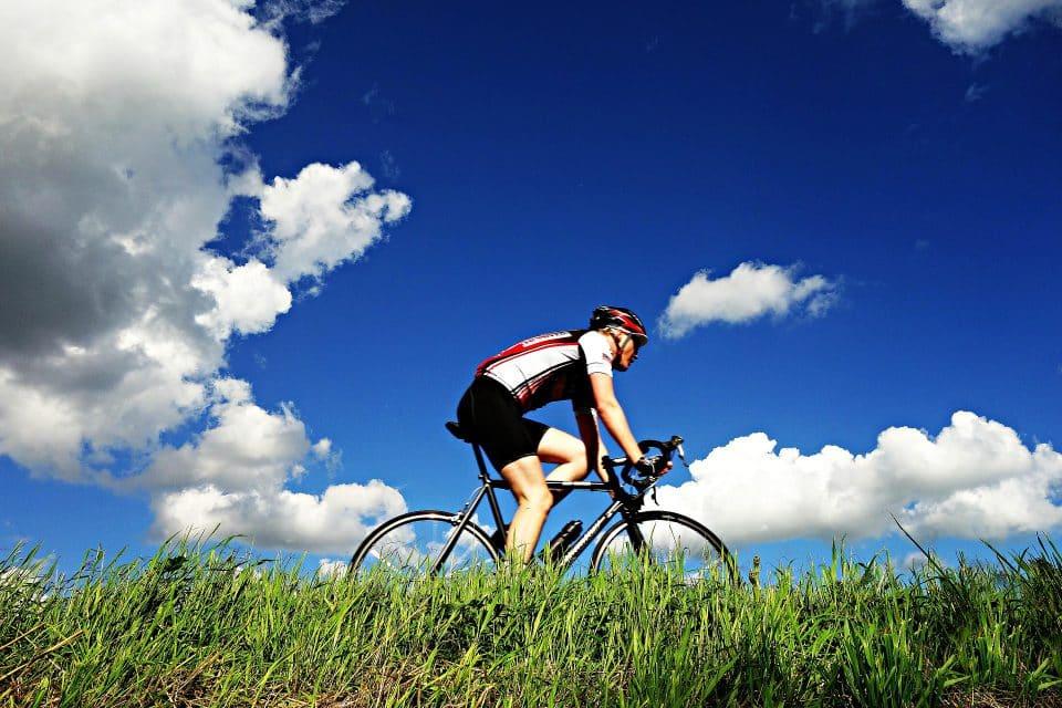 positioning bikes