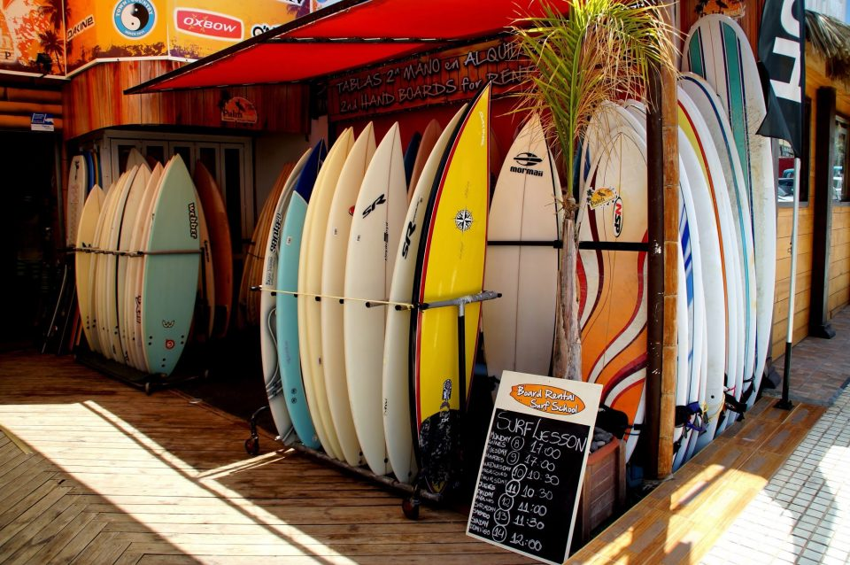 surf boards choosing the right one