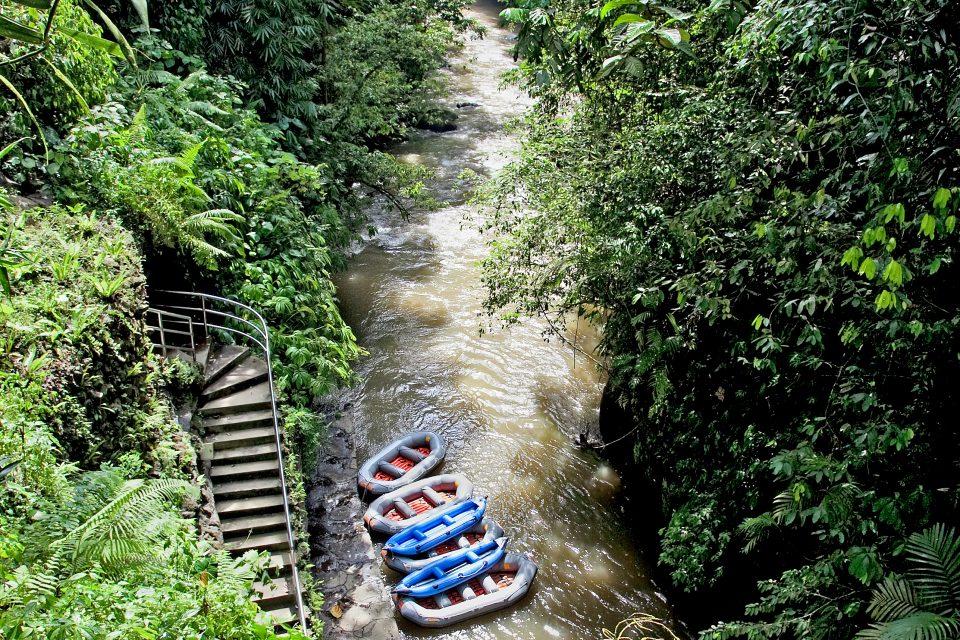 telagawaja river indonesia