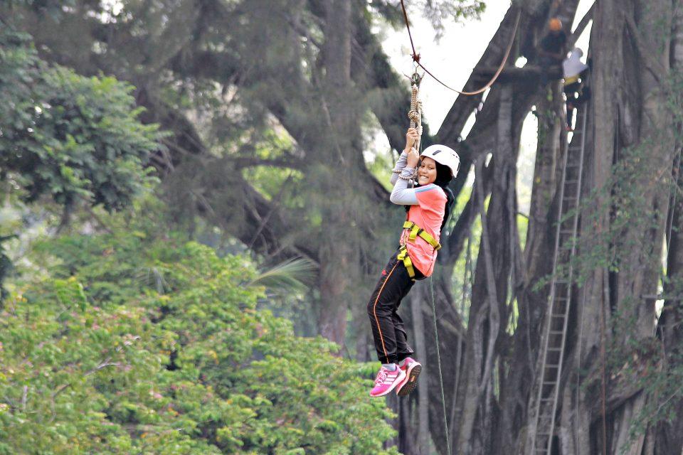 ziplining in malaysia