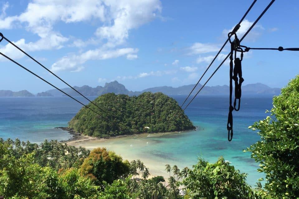 philippines zipline