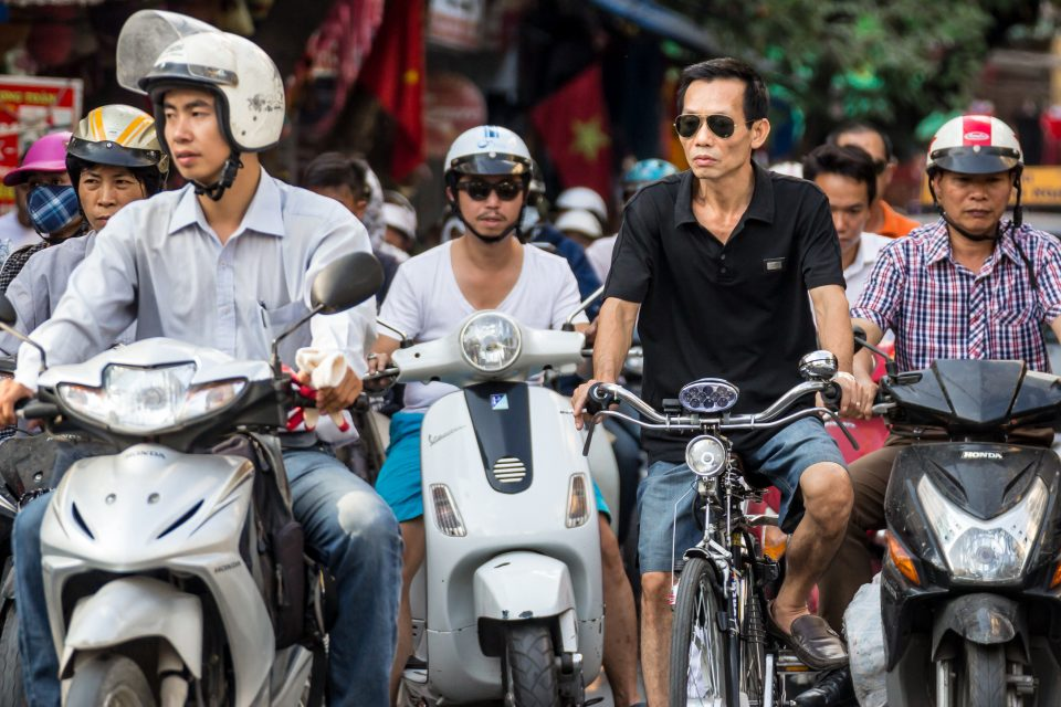 motorbikes in southeast asia