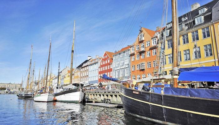 Nyhavn, Copenhagen City Break