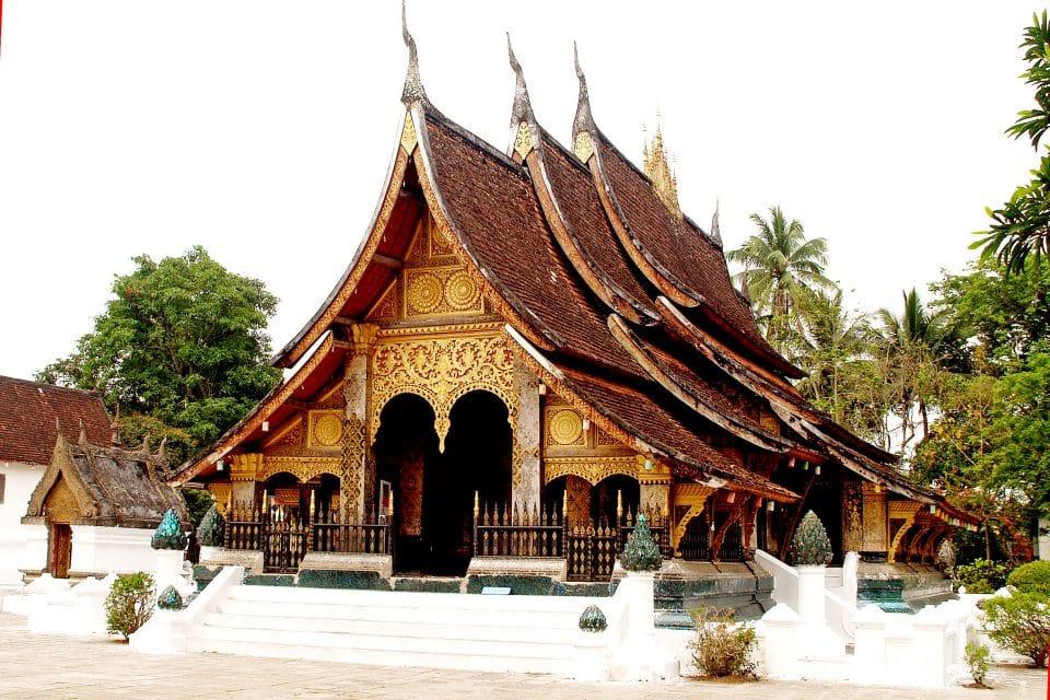 luang prabang laos temple
