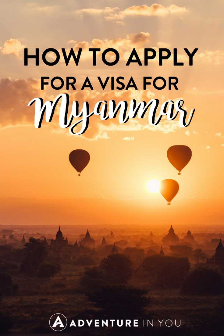 Myanmar Travel | Looking for information on how to get a visa for Myanmar? This Myanmar visa on arrival and evisa guide will help you figure out where and when to start applying or a visa for Myanmar #myanmar #myanmarvisa #southeastasia #visaguide