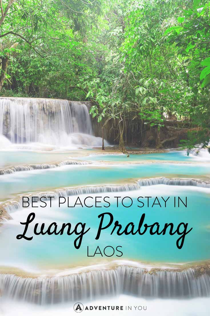 Looking for the best place to stay while in Luang Prabang Laos? Here are our recommendations